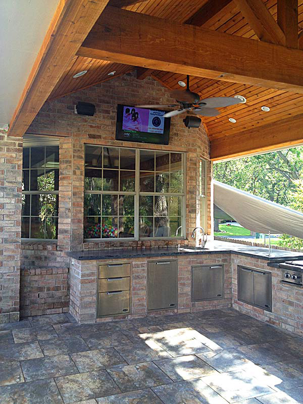 Gallery Outdoor Kitchens 3